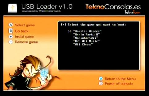 wii usb loader games download